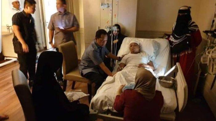 Ustaz Arifin Ilham bersama kapolri
